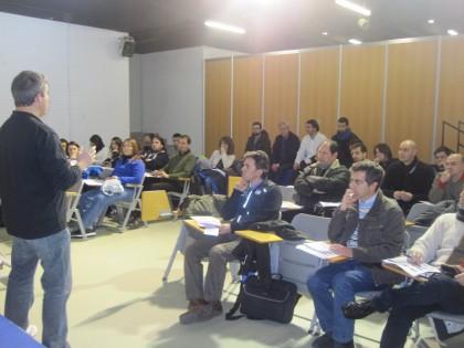Fructífera sesión técnica sobre las modalidades deportivas de la Universiada Granada 2015