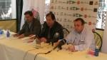 Daniel Olivares, Antonio Rodríguez y Pablo Quílez