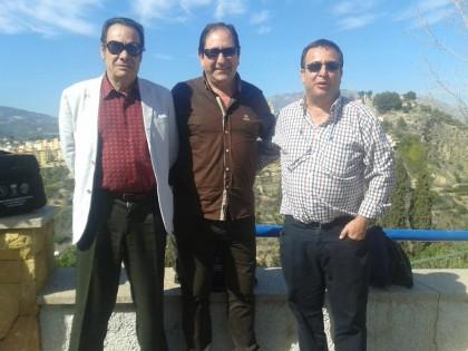 Barragán, Rodríguez y Quílez