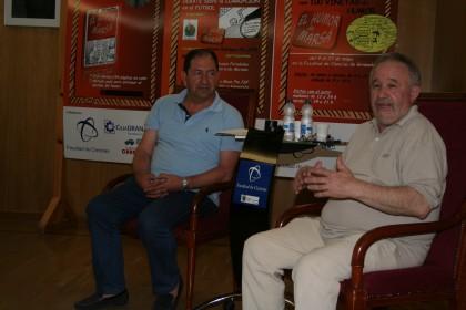 Antonio Rodríguez y Carlos Marsá
