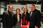 Antonio Rodríguez, Sandra García, María José López y Juan Carlos Rodríguez