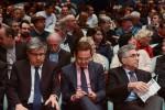 José Aurelio Hernández, Antonio Granados y Manuel Orantes