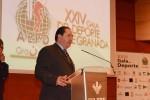 Turno de palabra para Antonio Rodríguez, presidente de los periodistas deportivos de Granada
