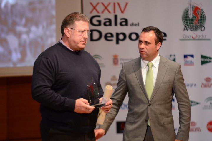 José María Hernández y Francisco Rodríguez