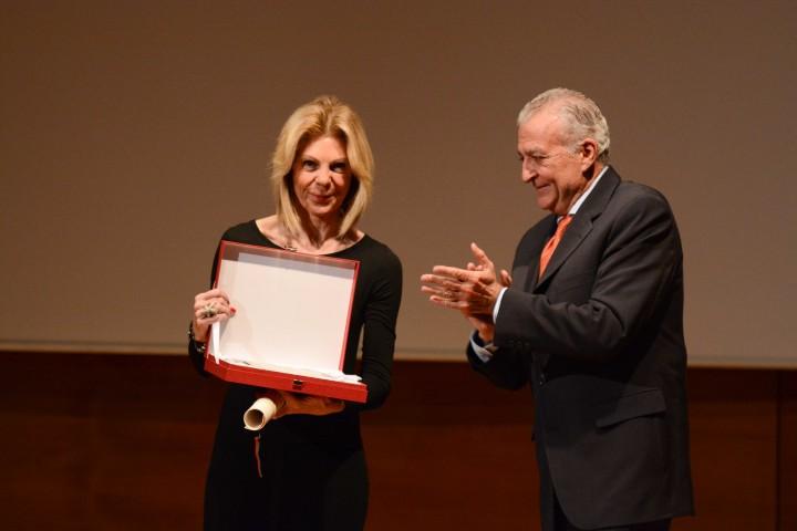 María José López y Osvaldo Menéndez