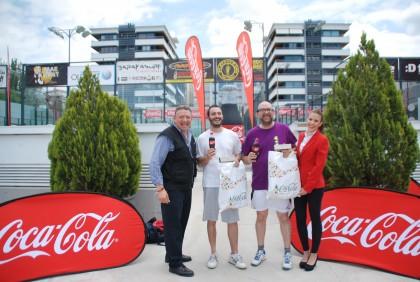 Morales y Álvarez se imponen en la segunda edición del Torneo Coca Cola-O2 de pádel