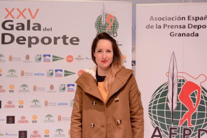 La ciclista Rocío Martín, nominada a Mejor Deportista