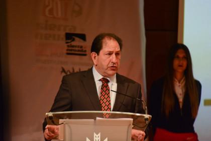 Antonio Rodríguez Baena, reelegido presidente de la AEPD Granada para 2016-2020