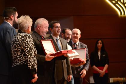 Carlos Marsá y Enrique Carmona también recibieron una Mención de la AEPD