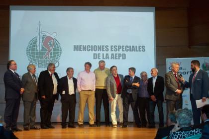 Miembros del Oximesa que logró el ascenso a la ACB hace 30 años