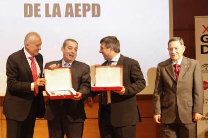 Osvaldo Menéndez, Ramón Burgos, Joaquín Cuevas y Nicasio García