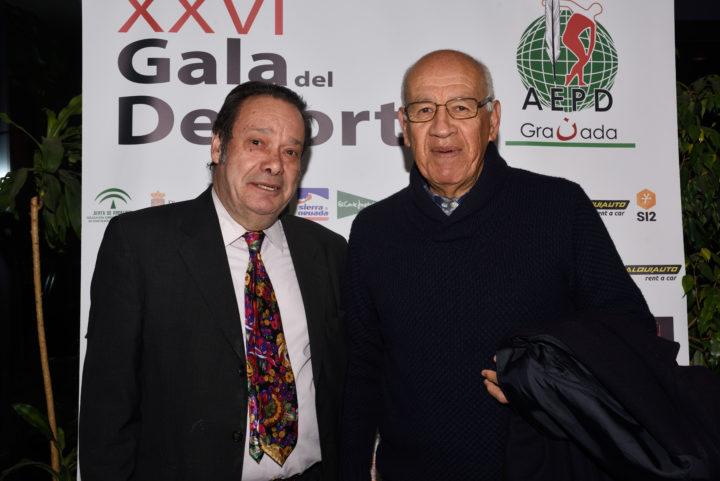 Barragán y Pedro Fernández
