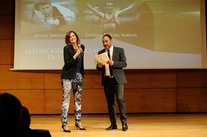 Susana Vargas, responsable de comunicación de Mahou-San Miguel y Fernández-Rufete