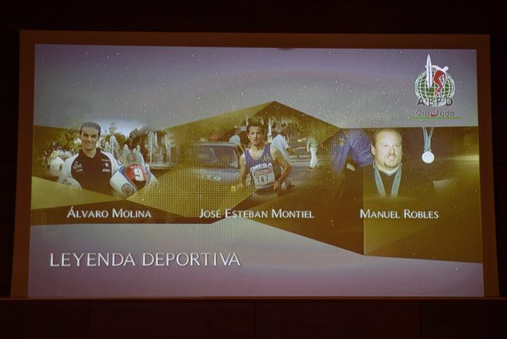 Terna Leyenda Deportiva