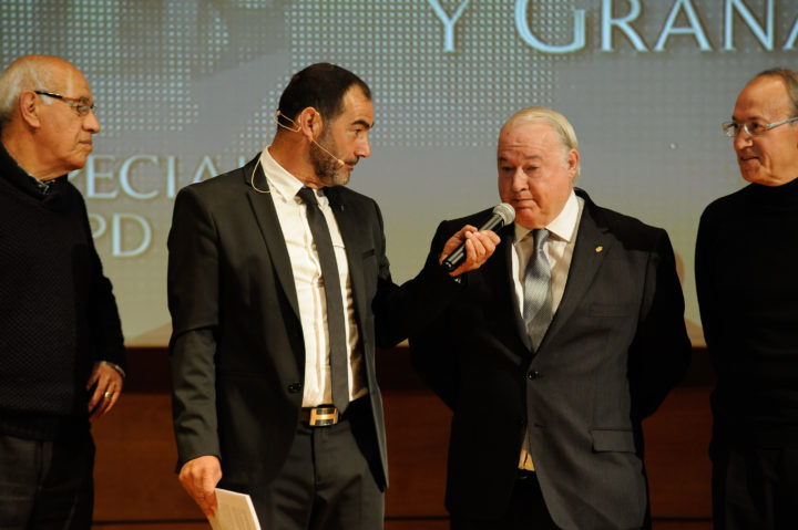 Fernández-Rufete entrevista a Enrique Porta