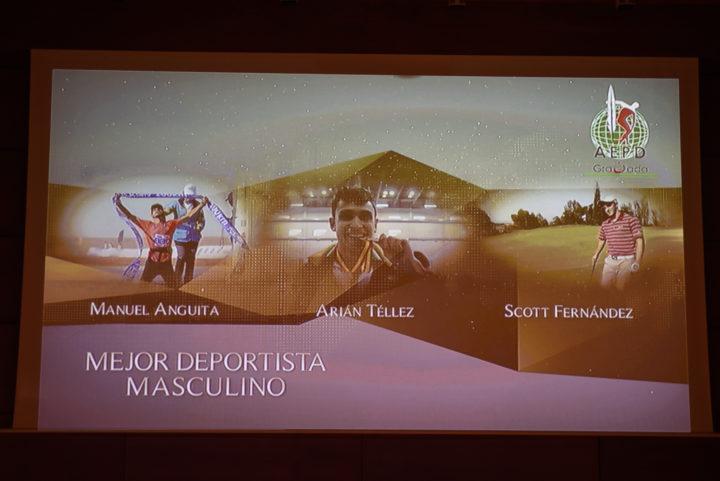 Terna al Premio Mejor Deportista Masculino
