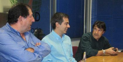 Eva Castillo, Víctor Romero y Enrique Abuín, nuevos directivos de la AEPD Granada