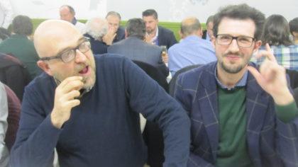Alejandro Morales y Enrique Árbol