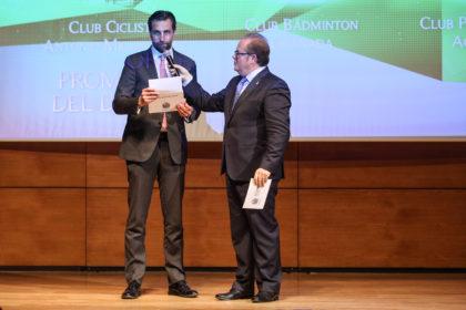 Carlos Hernández, de El Corte Ingles, desvela el Premio Promoción del Deporte