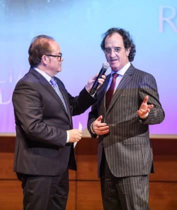 Julián Redondo, presidente nacional de los periodistas deportivos