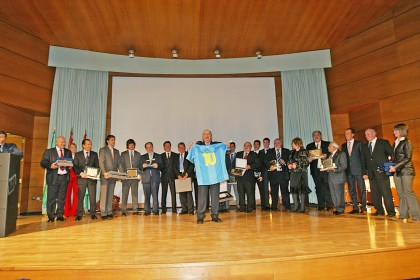 XVIII Gala del Deporte de Granada