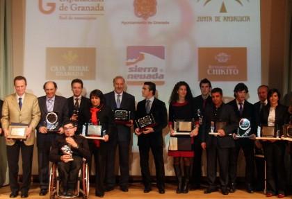 XIX Gala del Deporte de Granada