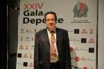 Antonio Barragán, vicepresidente de la AEPD Granada