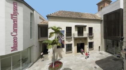 Acceso libre a los museos de Málaga con el carné AEPD