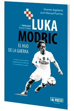'Luka Modric. El hijo de la guerra', de Azpitarte y Puertas