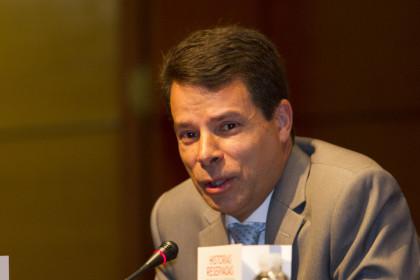Federico Sánchez Aguilera, director gerente de Emasagra
