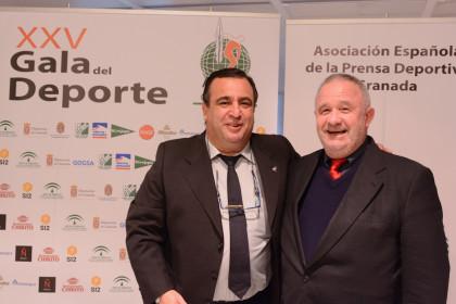 Pablo Quílez y Carlos Marsá
