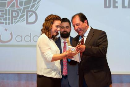 Fructifica la propuesta de la AEPD a la comisión de Honores y Distinciones del Ayuntamiento de Granada