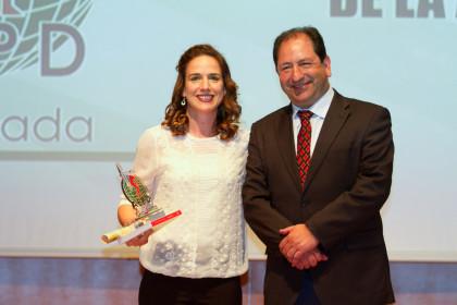 Alhambra Nievas y Antonio Rodríguez
