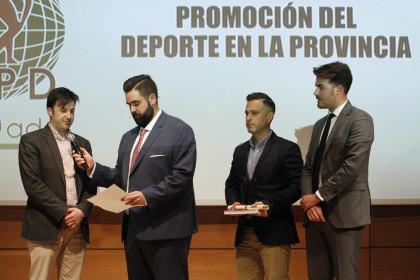 El Natación Churriana, Premio Promoción del Deporte