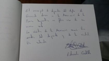 Lo que nos dejó Eduardo Castillo