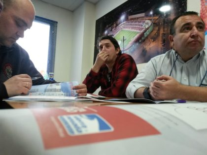 Un momento de la charla técnica con Javier Aguilera, Daniel Olivares y Pablo Quílez con primer plano