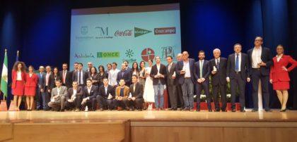 Alhambra Nievas, premio Valores Humanos y José Manuel Ruiz, Andaluz de Oro en la Gala de la FPDA