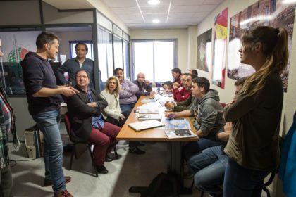 Santiago Sevilla habla sobre la política de comunicación del Mundial