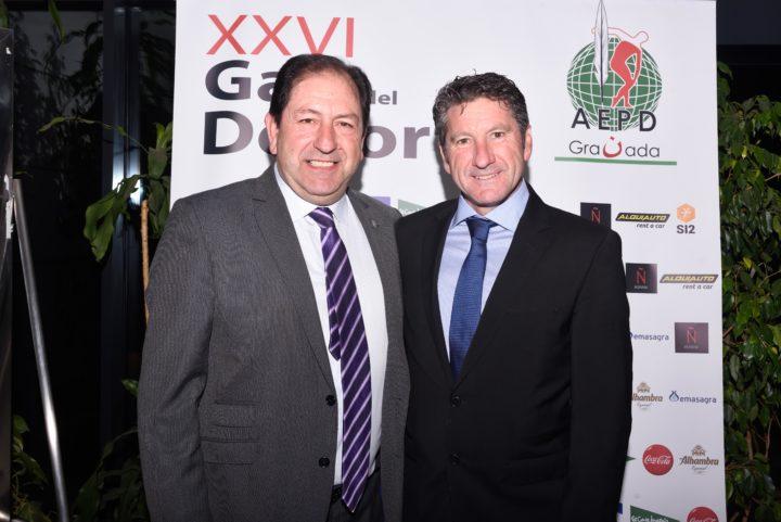Antonio Rodríguez y Antonio Miguel Díaz