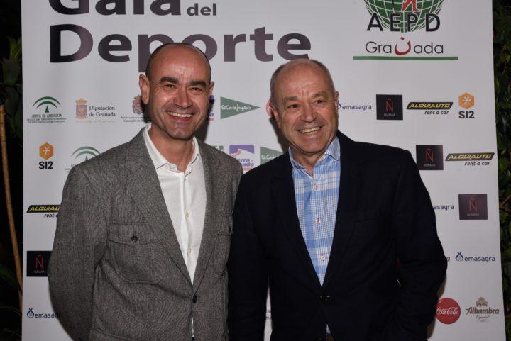 Los hermanos Miguel y Jesús Rosillo