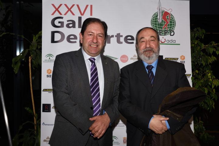 Antonio Rodríguez y Rafael Peregrín