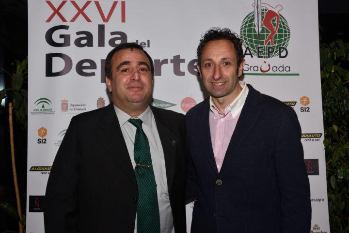 Pablo Quílez y Francis Molina