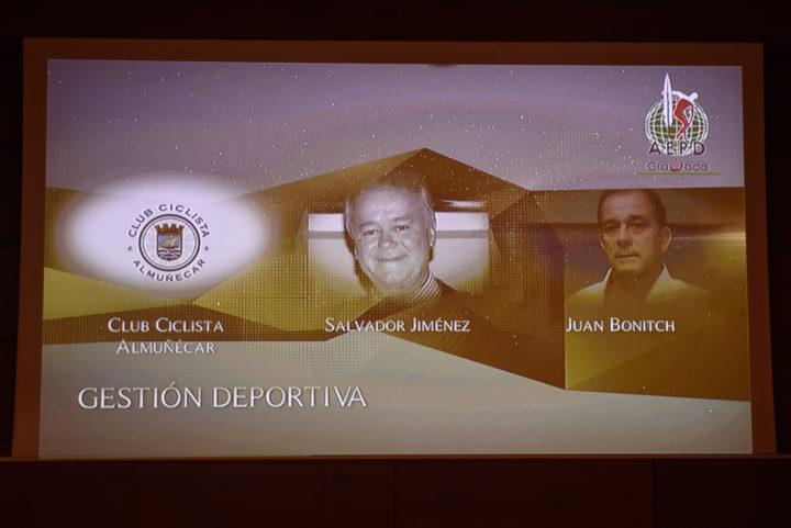 Premio Gestión del Deporte