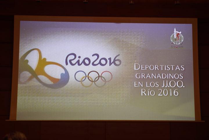 Hubo un reconocimiento a los deportistas Olímpicos y Paralímpicos granadinos en los Juegos de Río