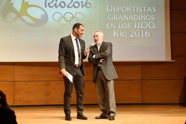 Aurelio Sánchez habla sobre Salvador Jiménez y sobre el potencial de la Facultad del Deporte