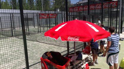 Coca Cola montó un sinfín de atenciones