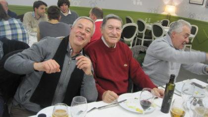 Ernesto Martínez y Nicasio García