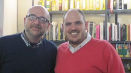 Alejandro Molares y Ramón Bujalance