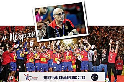 Charla-coloquio con Jordi Ribera, seleccionador nacional de balonmano