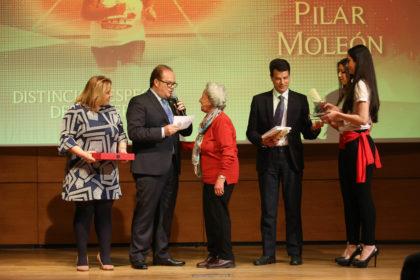 Pilar Moleón cuenta a como se inició en el mundo del atletismo